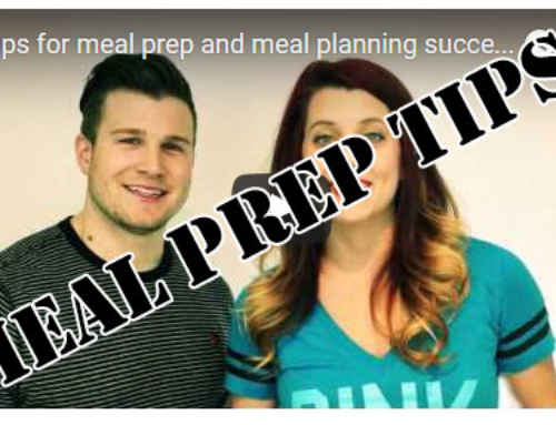 10 tips for meal prep success