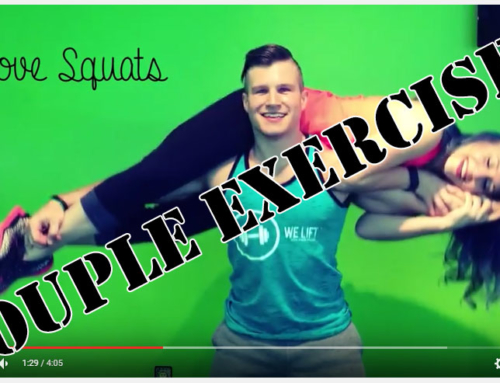 Exercises to do as a couple