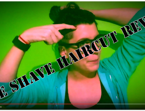 Side Shave Haircut Review