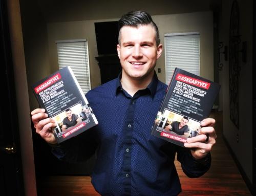 #AskGaryVee book giveaway