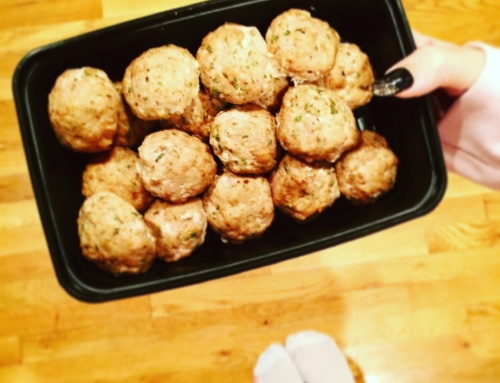 Tasty Tuesday: Totally Tasteful Turkey Meatballs