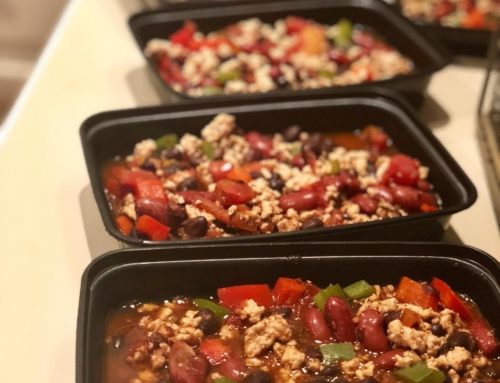 My favorite turkey chili recipe