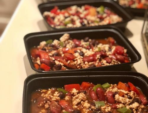 My favorite turkey chili recipe